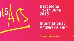 b'Ars 2015 - Barcelona International Arts&Vfx fair