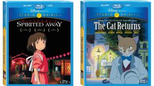 Studio Ghibli's 'Spirited Away' and 'The Cat Returns' Arrive on Blu-ray June 16
