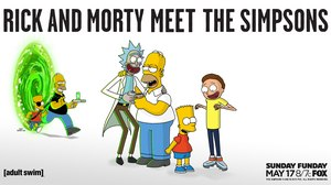 WATCH: 'Rick and Morty' Invades 'The Simpsons' Season Finale