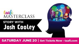 TAAFI Announces 'Inside Out' Screening & Masterclass