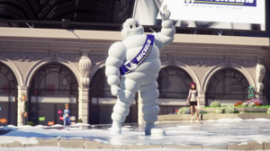 Wizzdesign Helps Beef Up the Michelin Man