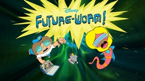 Disney XD Debuts 'Future-Worm!' Shortform Series