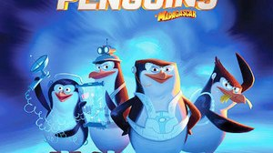 Book Review: The Art of Penguins of Madagascar