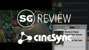 Cospective's cineSync 3.6 Adds Shotgun Integration