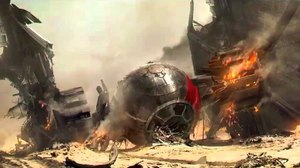 WATCH: 'Star Wars: The Force Awakens' Comic-Con 2015 Reel
