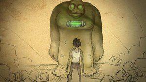 Stop-Motion Golem Short Launches on Kickstarter