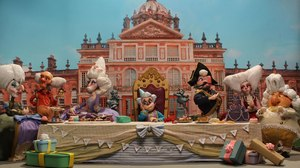 LCAD Students Bring 'A Boy and His Beast' to Life in Stop-Motion Animation Master Class