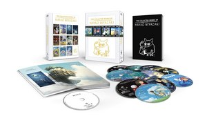 Miyazaki Collection Headed to Blu-ray
