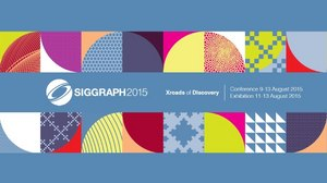 On the Show Floor: Preview New Tools & Technology at SIGGRAPH 2015