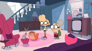 Psyop's 'Grandma's Cats' Launches on DreamWorksTV