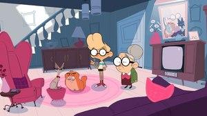 Psyop's 'Grandma's Cats' Launches on DreamWorksTV