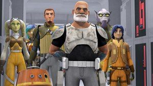 Get a Sneak Preview of 'Star Wars Rebels' Season 2 at NYCC