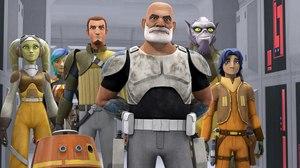 'Star Wars Rebels' Returns October 14