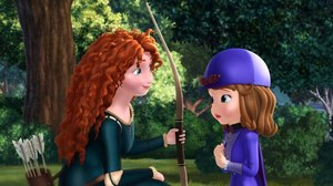 Merida of Pixar's 'Brave' to Guest Star on Disney's 'Sofia the First'