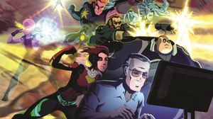 Stan Lee's 'Mighty 7' Feature Headed to Cartoon Network Latin America