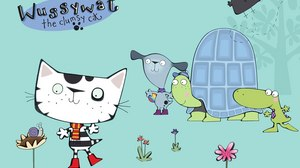 Frankie Helps Tackle Global Production for 'Wussywat the Clumsy Cat'