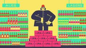 Nicolas Ménard's 'Loop Ring Chop Drink' Wins Top Animation Prize at 2015 Encounters Fest