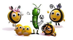 Disney Junior Commissions Second Series of 'The Hive'