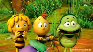 'Maya the Bee' Feature and Series Headed to Sprout