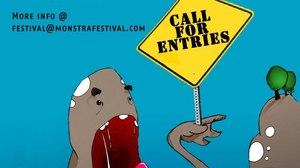 Call for entries - Monstra Animation Festival, Lisbon, Portugal