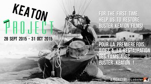 Lobster Flims Launches Kickstarter campaign to restore Buster Keaton Films
