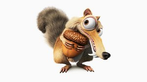 Scrat from 'Ice Age' Joining Macy's Thanksgiving Day Parade