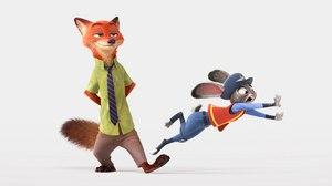 Disney Unveils 'Zootopia' Voice Cast & Images