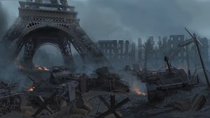 Realtime UK Destroys Paris in 'Rubicon X' Trailer