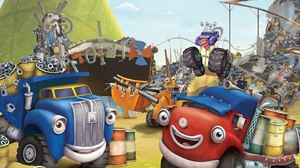 Nelvana Announces New Broadcast Deals for 'Trucktown' and 'Mike the Knight'