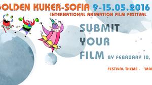 Change in dates for the  International Animation Film Festival (IAFF) Golden Kuker in Sofia