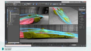 Autodesk Launches 3ds Max 2016 Extension 2