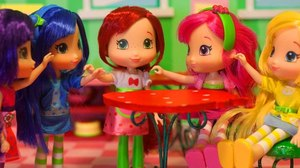 Strawberry Shortcake Stop-Motion Shorts To Bow on YouTube