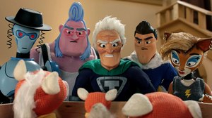 Zeb Wells Talks 'SuperMansion'
