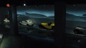 MindOverEye Unveils Three-Floor Installation in LA's Revamped Petersen Auto Museum