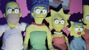 Fan-Made 'Simpsons' Couch Gag is Brutal & Amazing