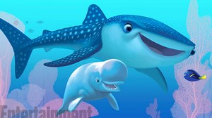 Pixar Unveils Two New Characters from 'Finding Dory'