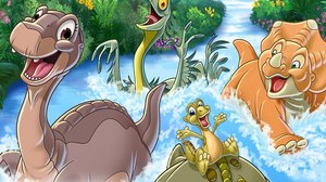 'The Land Before Time: Journey of the Brave' Travels to DVD