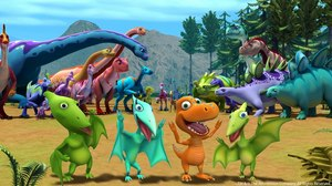 Henson Signs New Deals for 'Dinosaur Train,' 'Pajanimals' and 'Sid the Science Kid'