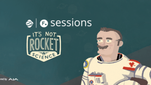 'It's Not Rocket Science' Launches with The Foundry Software