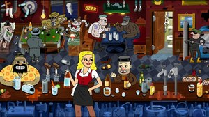 Augenblick Studios Starts Production for 'Adventures of Drunky' Feature