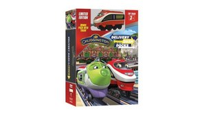 New 'Chuggington' Release Chugs to DVD