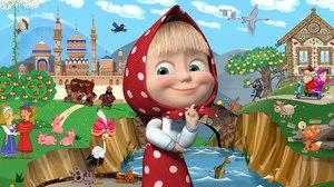 Rai YoYo Snaps Up 'Masha's Tales'