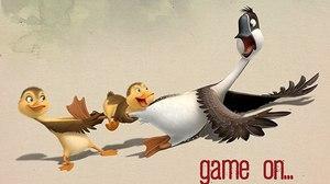 Jim Gaffigan, Carl Reiner Join 'Duck Duck Goose' Feature