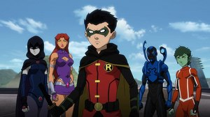 'Justice League vs. Teen Titans' Feature Set to Premiere at WonderCon
