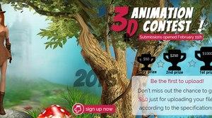 yoanimate 3D Animation Contest