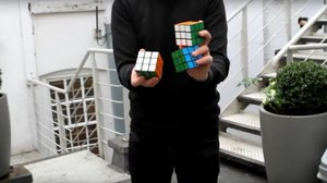 Rushes Works VFX Magic for Rubik's Cube Viral Video