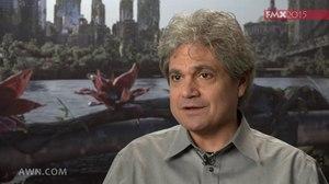 WATCH: USC's Professor Mark Bolas Talks Future of VR at FMX 2015