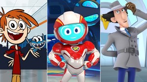 DHX Media Announces New Commissions for Three Series