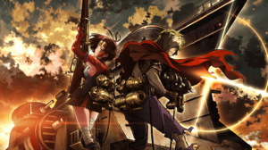 Amazon Expands Anime Offerings with 'Kabaneri of the Iron Fortress'