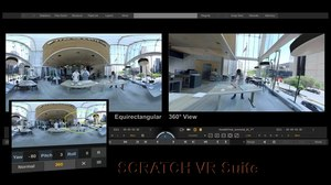 ASSIMILATE Announces New SCRATCH VR Suite at NAB 2016